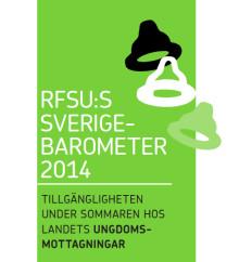 RFSU:s Sverigebarometer: Är din ungdomsmottagning öppen i sommar?