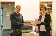 Oldenburger Computer-Museum bekommt kultige Teekanne