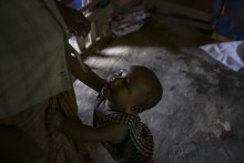 Millions of refugee and displaced children in overcrowded camps as coronavirus spreads globally