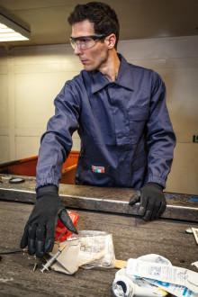 Honeywell lancerer nålestiksikre handsker for bedre sikkerhed og komfort