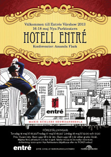 Hotell Entré - Showdansskolan Entrés vårshow