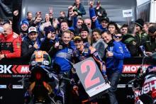 スーパーバイク世界選手権 SBK Rd.04 4月13-14日 オランダ
