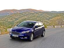 Nya Ford Focus: avancerad teknik, detaljomsorg och ännu högre energieffektivitet lyfter världens mest sålda bilmodell