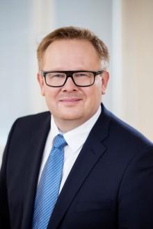 Jussi Armanto ny vd för Salico Oy och Snackpoint Oy