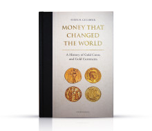 Boknyhet: Money that changed the World – A History of Gold Coins and Gold Currencies