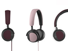 Nye spændende farver til BeoPlay H2 – hovedtelefonen, du altid har på