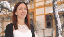 Caroline Johansson, ny personalchef i Jokkmokk