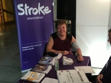 Blood pressure testing in the Scottish Parliament
