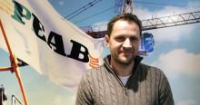 Trond Bergsland ny sjef for Peab Bygg Østfold
