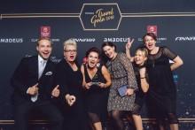 Clarion äänestettiin vuoden matkailupalvelujen tuottajaksi Finnish Travel Galassa