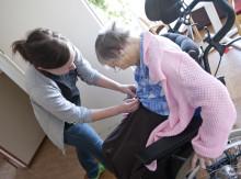 Japanbesök på Karlshamns äldreboenden