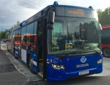 Pressinbjudan: Välkommen att testa nya moderna bussar i Södertörn