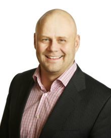 Ville Raunio ny verkställande direktör för Sb-Livförsäkring
