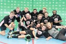 Seger för Lelleräkas United i Korpen Kils kval i Sweden Floorball Cup