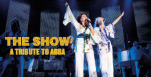 The Show - A tribute to ABBA till Malmö Arena!