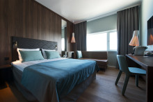 Quality Airport Hotel Stavanger plukker vekk fjørene