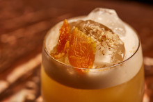 Ice Cream Cocktails for National Rum Day