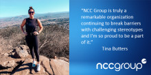 We are NCC Group: Inspired by Success