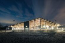 Klagshamns ridanläggning nominerad till Region Skånes arkitekturpris