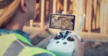 Tekoälyteknologiaa hyödyntävä tuotannon ohjausjärjestelmä digitalisoi rakennustyömaat - Cramo ja suomalainen Bliot yhteistyöhön