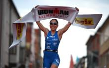 Allt fler kvinnor deltar i svenska Ironmantävlingar