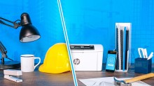 HP lanserer verdens minste laserskriver
