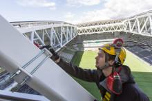 När ska man överväga ett fast fallskyddssystem?