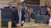 Regeringens vårbudget klyver Sverige