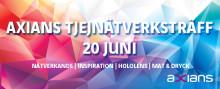 Välkommen till Axians tjejnätverksträff 20 juni!