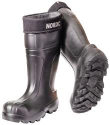 Nordic – En extremt lätt och miljövänlig skyddsstövel. Skyddar både fötter och miljön.