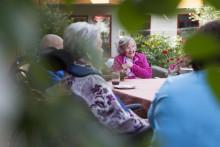 På semester med – och från – äldreboendet
