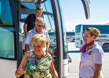 Bussrundresorna rekordökar med 10% hos Scandorama och Ölvemarks Holiday