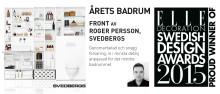 Svedbergs Årets badrum - ELLE Decoration Design Awards