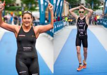 Annie Thorén och Oskar Djärv svenska mästare på Sprintdistans