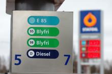 Statoil ökar låginblandningen av förnybara drivmedel i Norge
