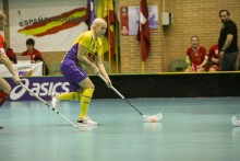 Makalöst tempo när Sverige vann mot Danmark