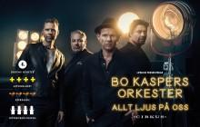 """Premiär för Bo Kaspers Orkesters arenaturné med krogshowen """"Allt ljus på oss"""""""