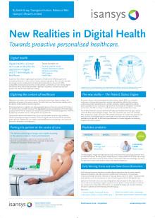New Realities in Digital Health
