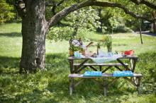 Picknick med smak av Östra Medelhavet