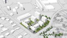 Akademiska Hus och AF Bostäder planerar bygge av studentbostäder i Lund