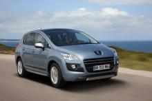 Peugeot 3008 HYbrid4 har vundet endnu en pris i Tyskland