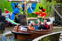 Build your own family break at Legoland® Windsor Resort with Stena Line