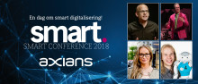SMART Conference 2018 - En dag om smart digitalisering och smarta lösningar!