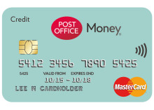 MEDIA ALERT: POST OFFICE MONEY OFFERS MARKET-LEADING 27 MONTH 0% PURCHASE PERIOD ON ITS MATCHED CREDIT CARD