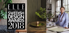 "Engblad & Co – Winner of ELLE Decoration Swedish De-sign Awards 2018 with ""Wallpaper of the year 2018"" for Ilse Creawford collection Atmospheres"