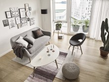 Naturinfluenser i the JYSK Apartment