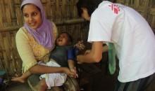 Burma: Kliniker i Rakhine är fortfarande stängda men dialog pågår