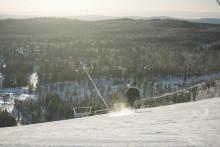 Alpin säsongsstart i vinterparadis