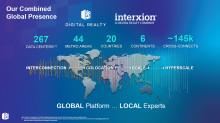Digital Realty slutför samgåendet med Interxion