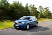Ny Dacia Sandero er en stor bil til lille pris